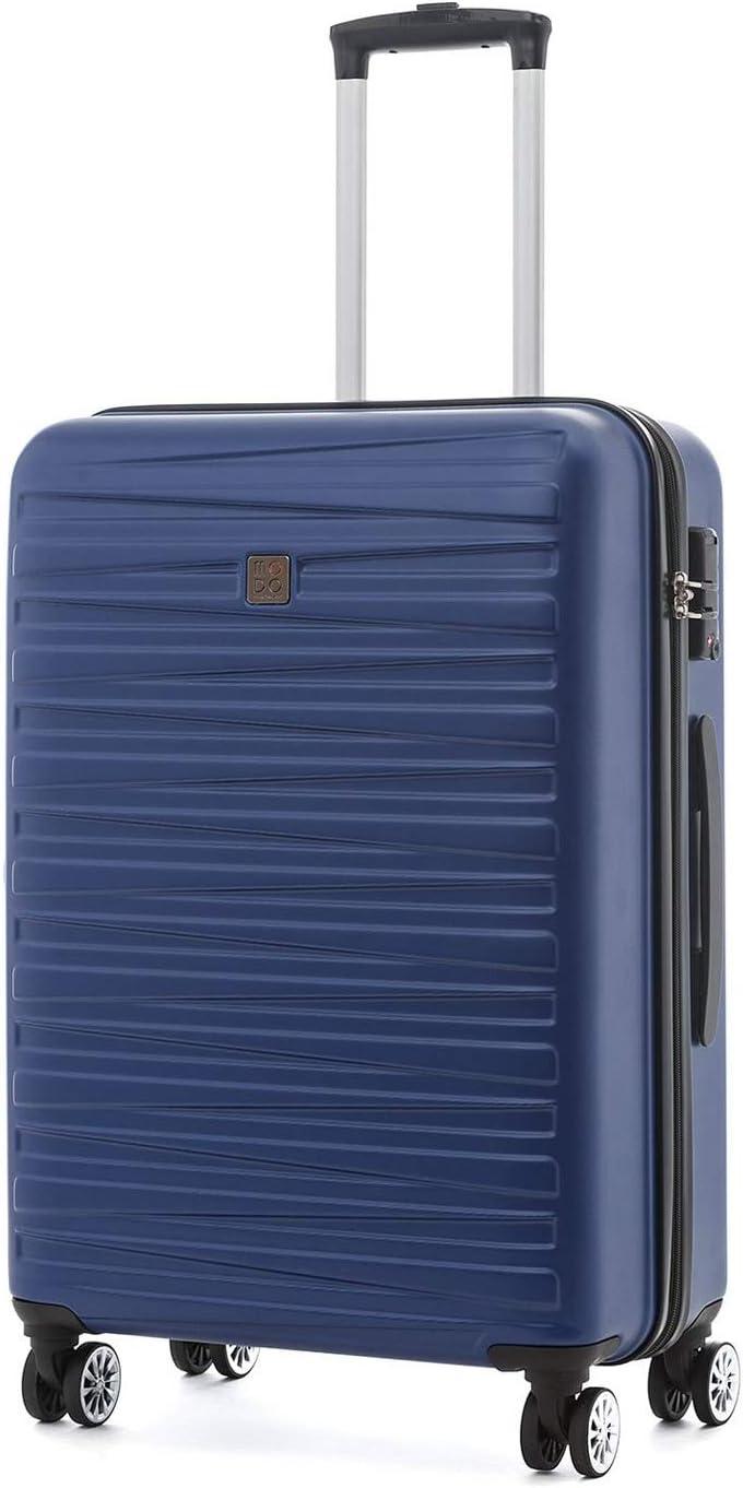 Maleta Trolley medium Modo Roncato Huston 4182 Dark Blue