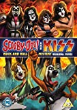 Scooby-Doo! And Kiss - Rock 'n' Roll Mystery [DVD] [2015] UK-Import, Sprache: Englisch.