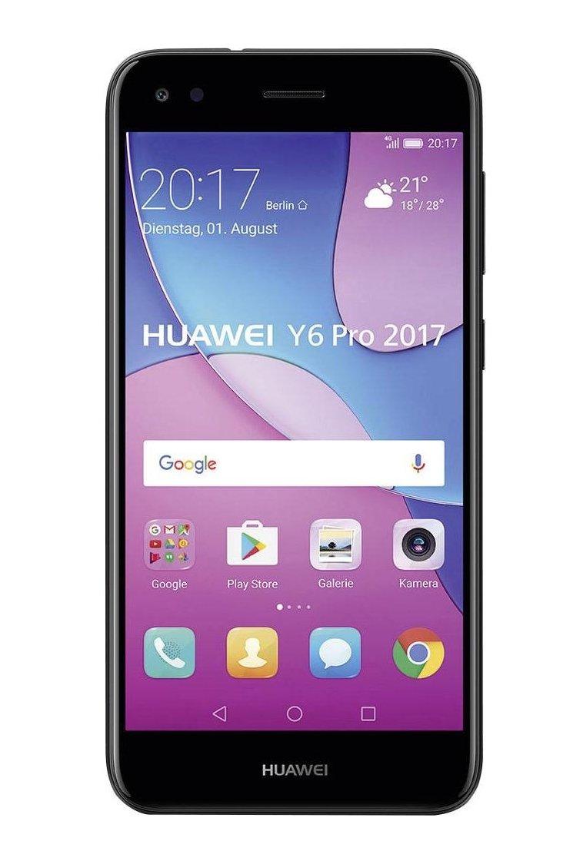 Huawei Y6 Pro 16 MB UK SIM-Free Smartphone - Black: Amazon