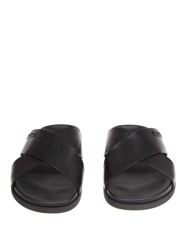 E Sandales Homme Cuir Gabbana A80134az63080999 Dolce Noir 5jL4Rq3A