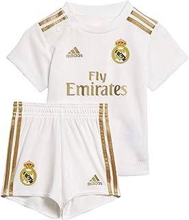 adidas Baby Kids Boys Real Madrid Home Kit 2019 2020