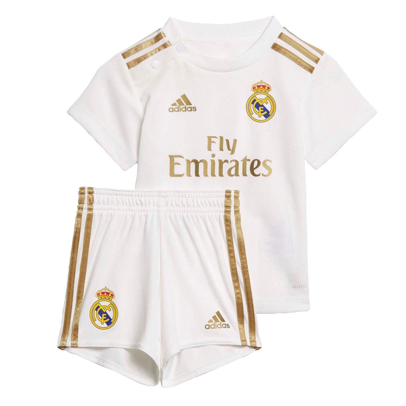 adidas Real H Baby Set, Bebé-Niños