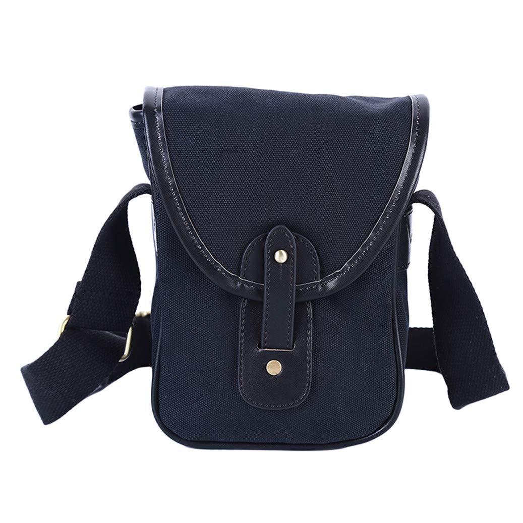 GOMYIE Vintage Women Shoulder Bags Postman Satchel Crossbody Body Cross Canvas Casual Bag