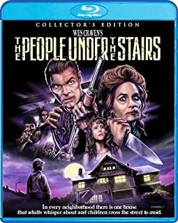 People Under The Stairs: Collector's Edition [Blu-ray] (B00X8RORQK) | Amazon Products