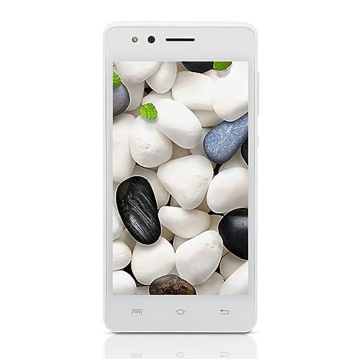 Smartphone Q-touch Go Q06 Branco, Tela 4.5 Dual, 8GB, Android 6.0, 3G, Quad  Core  Amazon.com.br  Celulares e Telefonia 9098dee99d