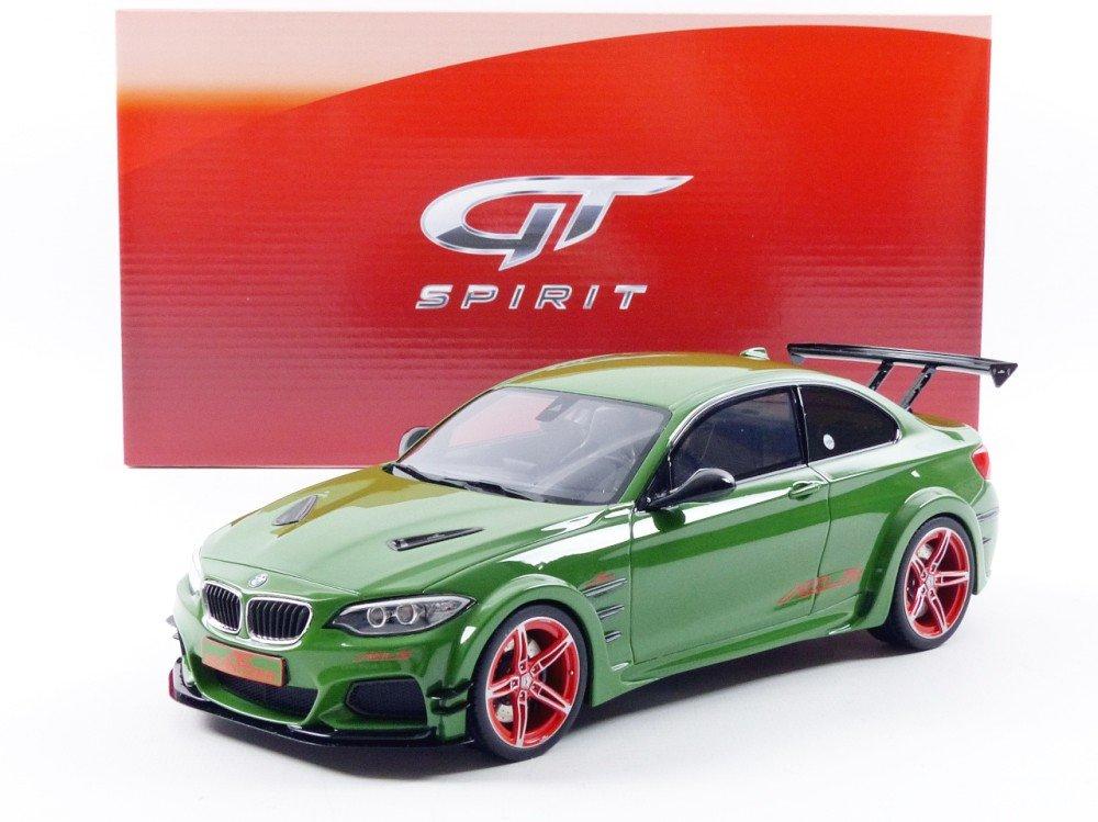 GT Spirit GT146-BMW AC Schnitzer ACL2-Scale 1/18Green