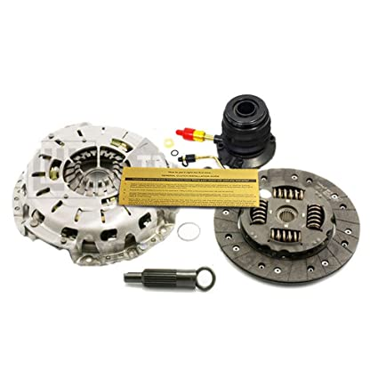 Amazon.com: LUK CLUTCH KIT+SLAVE CYLINDER FORD RANGER MAZDA B2300 B2500 B3000 2.3L 2.5L 3.0L: Automotive