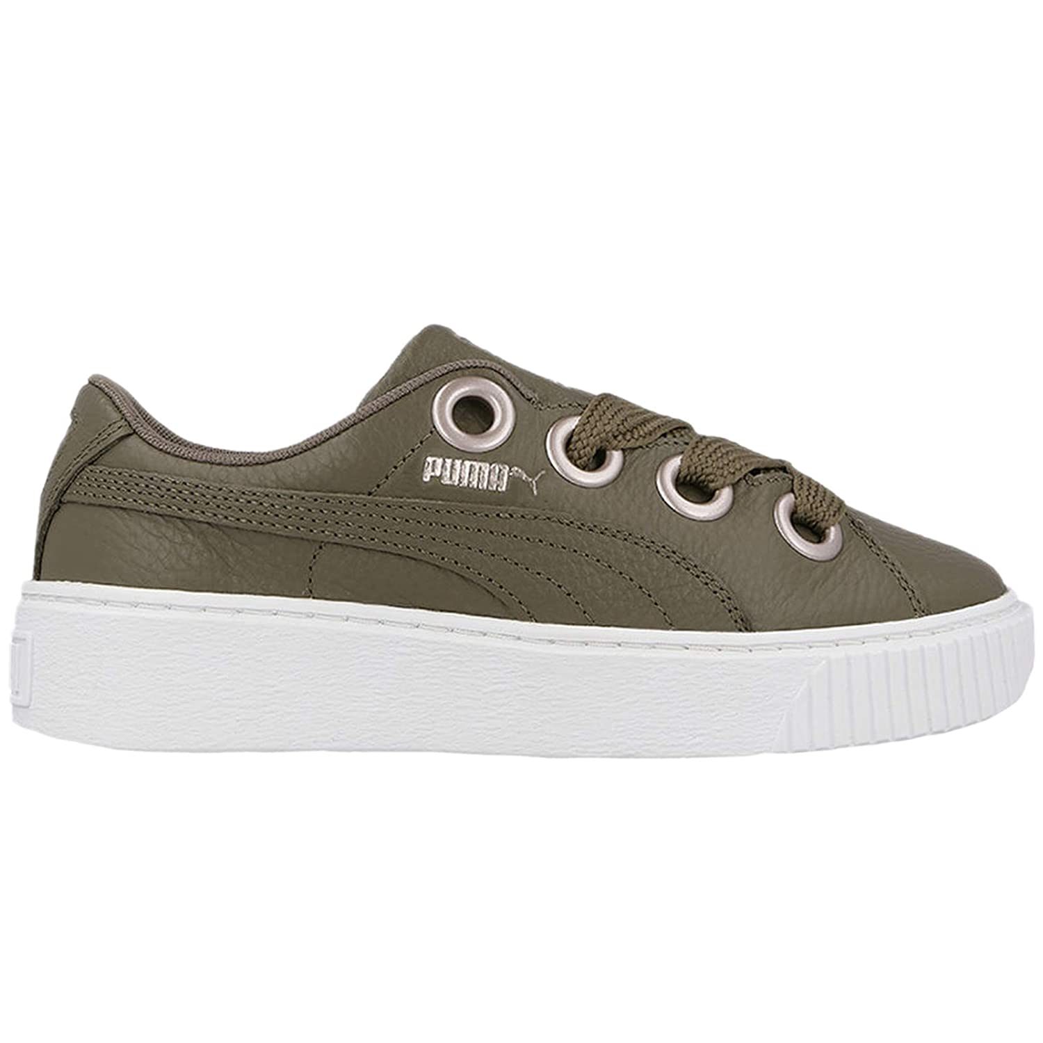 Puma Platform Kiss Damen Turnschuhe Neutral