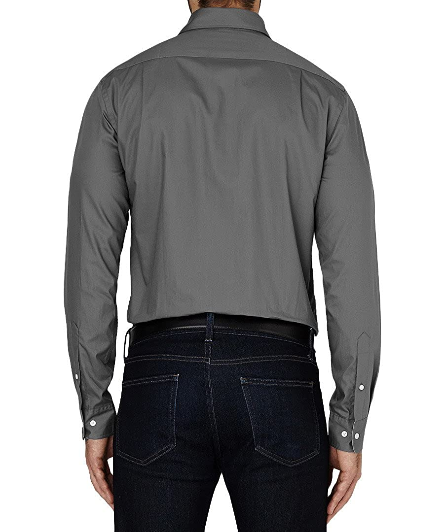1a1a035b832 Tommy Hilfiger Big Man s Business Shirt Smart Casual (14.5