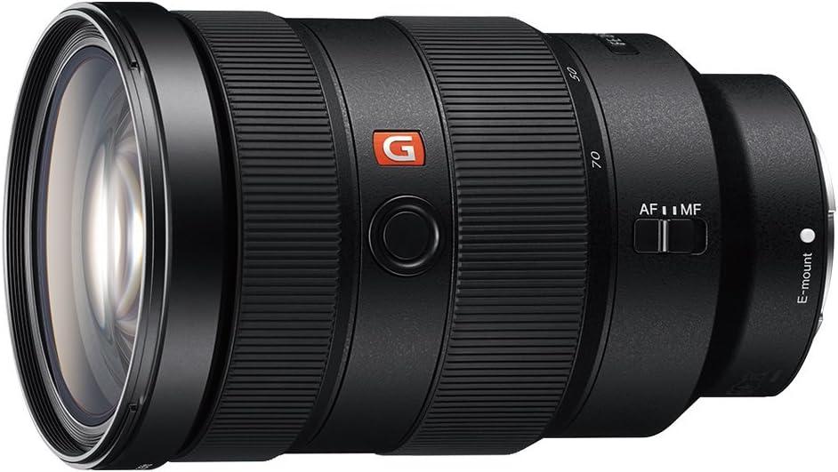 Sony SEL2470GM 24-70 mm F2.8 Full Frame G Master Lens - Black
