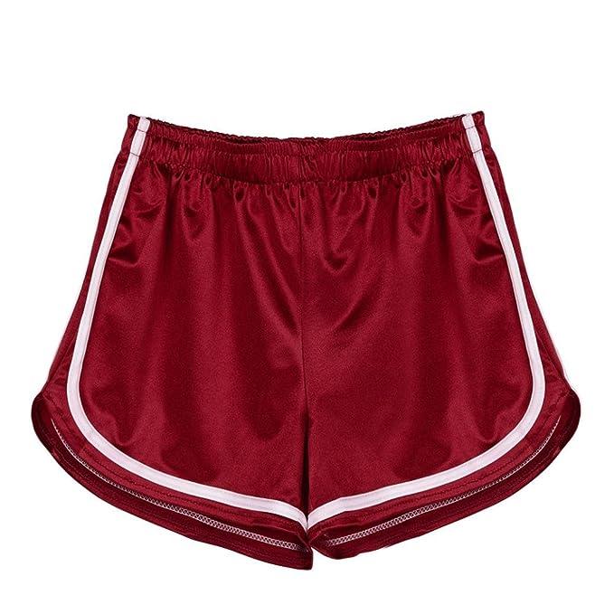Cinnamou Pantalones Cortos Deporte Mujer Verano 2018 de93173cc880