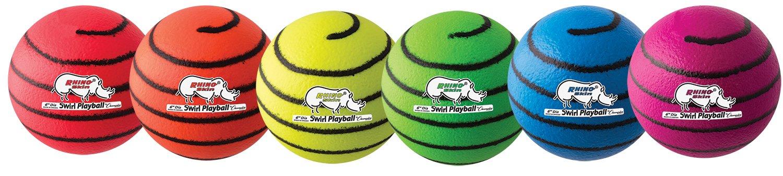 Champion Sports Rhino Skin Neon Foam Ball Set (Multi) by Champion Sports