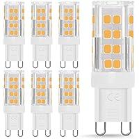 Bombilla LED G9 de 5W Equivalente a 40W