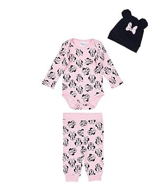 Minnie Disney Body BÉBÉ Leggings et Bonnet  Amazon.fr  Vêtements et ... 8de5e6501d2