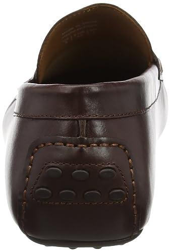 Aldo Gwiralian, Mocasines para Hombre, Marrón (Dark Brown/22), 40 EU: Amazon.es: Zapatos y complementos