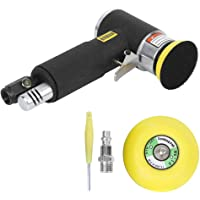Pneumatic Polisher Polishing Machine Sanding Eccentric Elbow 2‑Inch / 3Inch (US‑Type Interface) Professional Grade…