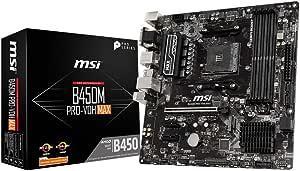 MSI B450M Pro-VDH MAX B450