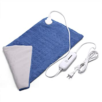 defc7927a8a Amazon.com  Muicatte XL King Size Electric Heating Pad for Back Pain ...