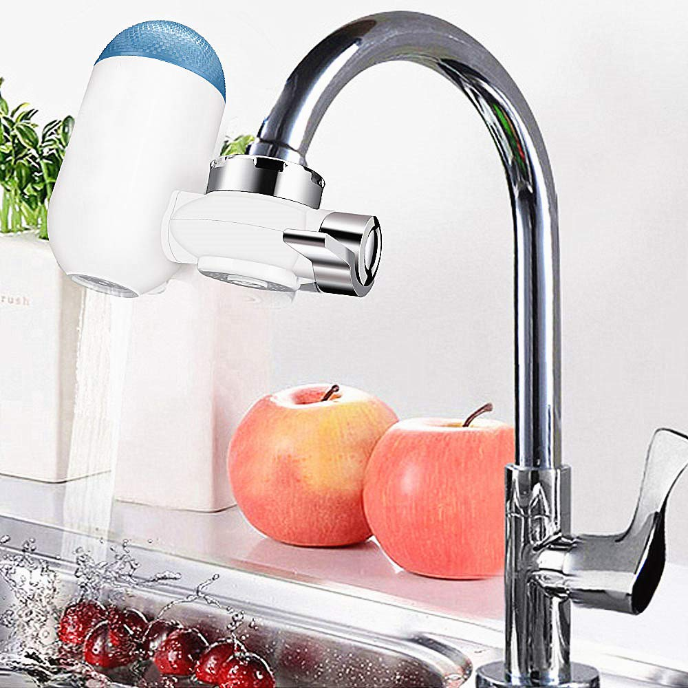 Me Suger Advanced Faucet Suitable for All Kinds of Faucets White 3 Months Long-Lasting Water Purifier