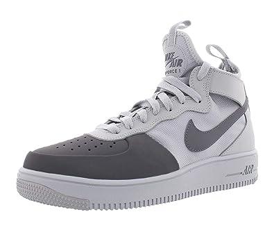 15c03a523762 Amazon.com | Nike Air Force 1 Ultraforce Mid Mens Hi Top Trainers ...