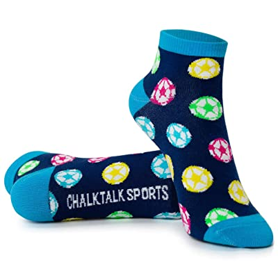 Soccer Athletic Ankle Socks | Soccer All Day at Women's Clothing store