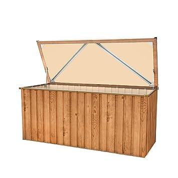 Tepro Boîte Appareil de Box Coussin en métal Armoire de ...