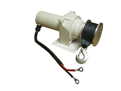 EBW1000NR1 - Cabrestante para cinturón de seguridad (12 V, 2 ...