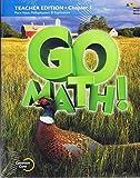 GO Math!: Teacher Edition and Planning Guide Bundle Grade 5 2015
