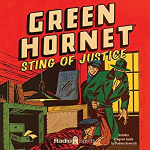Green Hornet Radio/TV Program