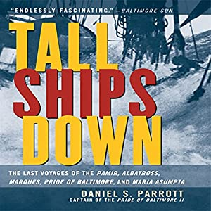 Tall Ships Down Audiobook