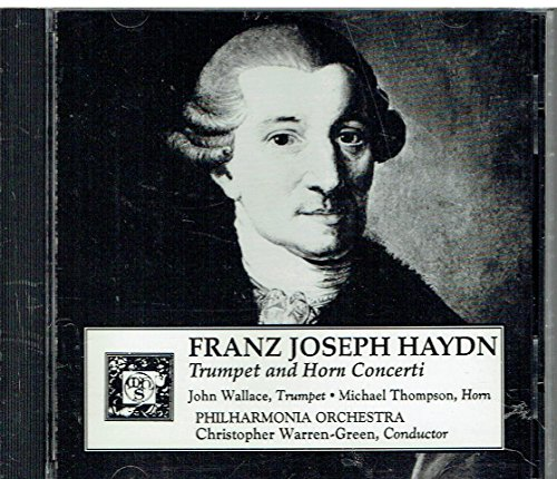 Price comparison product image Haydn: Trumpet Concerto in E Flat Major / Horn Concerto No. 1 and No. 2 in D Major