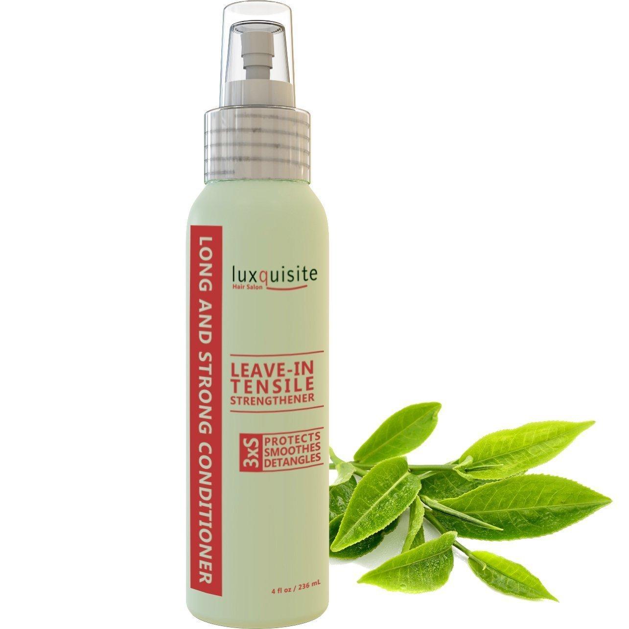 amazon com luxquisite hair salon natural leave in conditioner