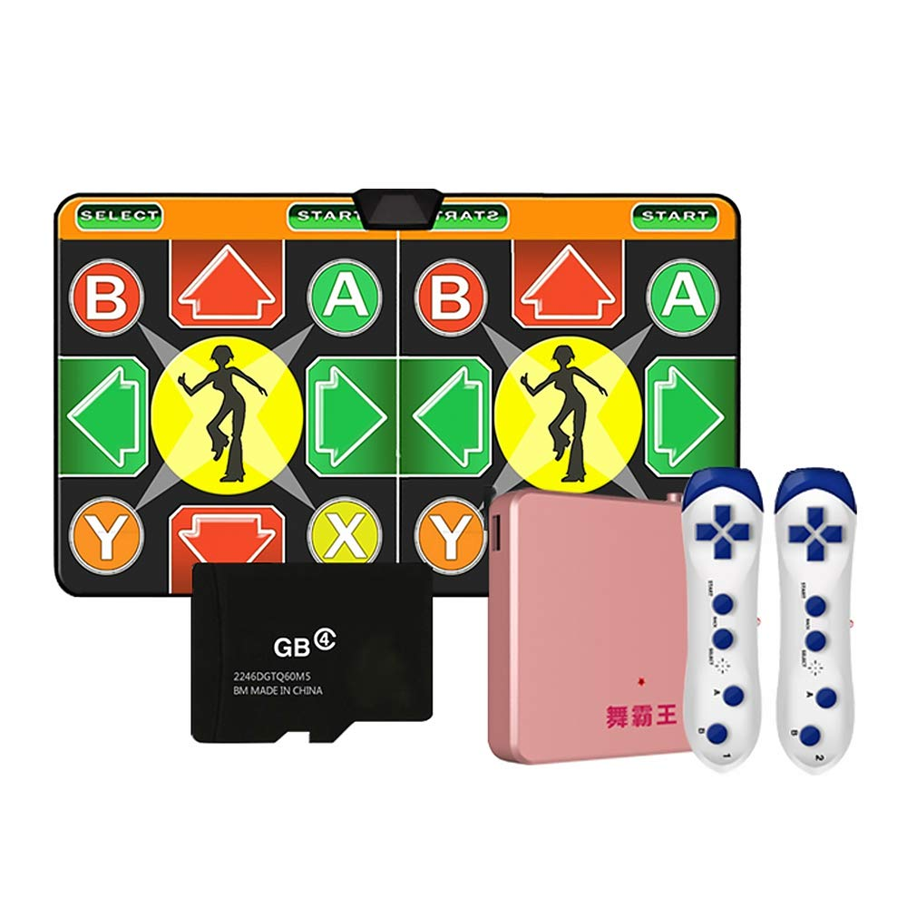 Amazon.com: EbuyChX Wireless Dance Pad Motion Sensing Game ...