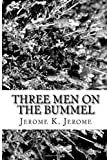 Three Men on the Bummel, Jerome K. Jerome, 1484147707