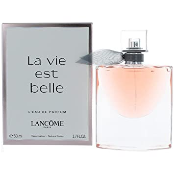 3c63e9776 Amazon.com: Lancome La Vie Est Belle Eau de Parfum Spray, 1.7 Ounce ...