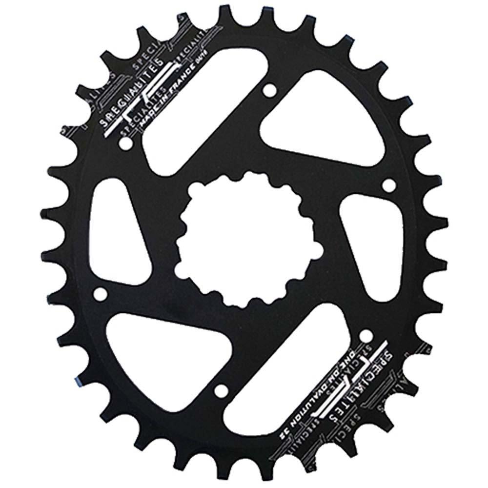 TA Kettenblatt One DM6 Ovalution 28 SRAM schwarz Fahrrad