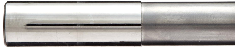 4 Overall Length Long Reach 0.5 Shank Diameter 2 Flutes Melin Tool ALMGN Carbide Square Nose End Mill 0.5000 Cutting Diameter 35 Deg Helix TiCN Monolayer Finish