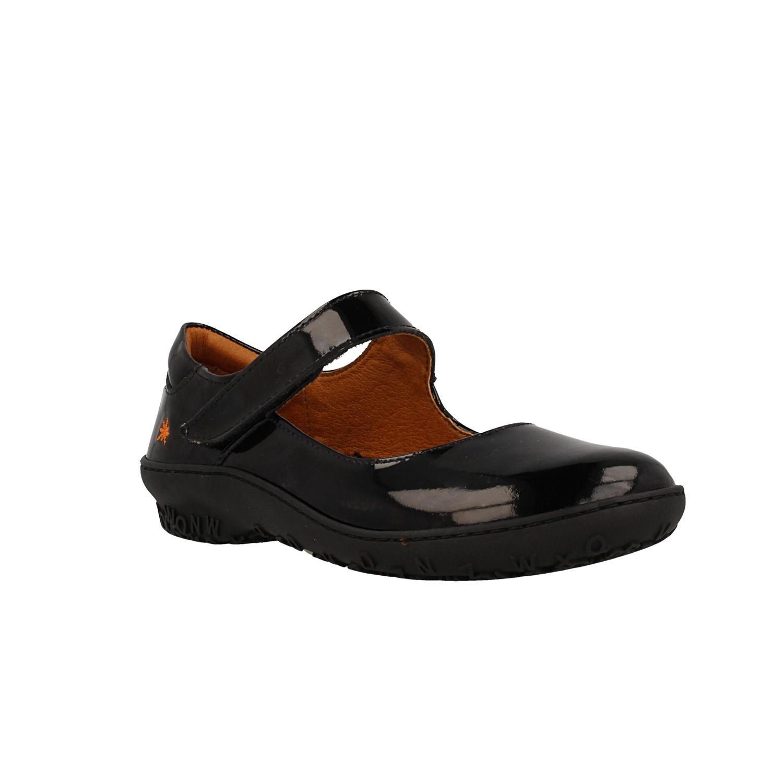 Zapatos Art 1420C Charol Black/Antibes 42 EU Negro