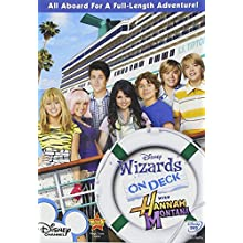 Wizards On Deck With Hannah Montana (2012)