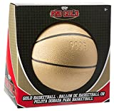 POOF Pro Gold Gold Basketball