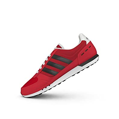 adidas - Neo City Racer - AW3876 - Color: Red - Size: 5.0