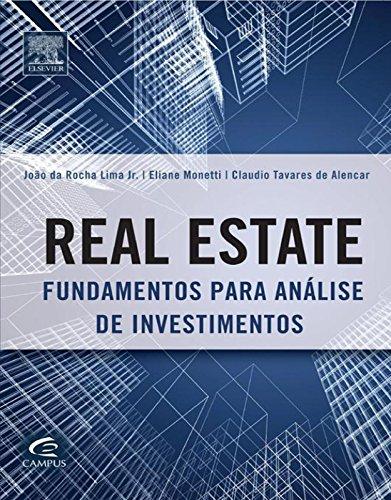Real Estate Fundamentos Análise Investimento ebook