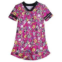 Disney Girls Minnie Mouse Nightshirt 2 Pink