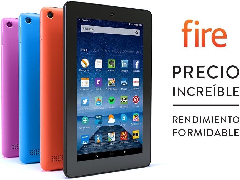 Tablet Fire, pantalla de 7