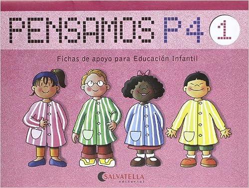 Descargas gratis audiolibros ordenadores. Pensamos P4 - 1 en español PDF RTF