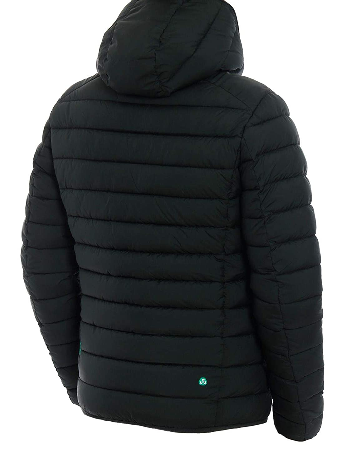 Save The Duck Mens D3712MRECY71178 Green Polyester Down Jacket