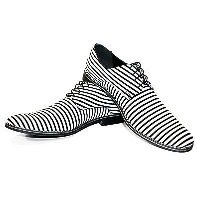 amazon com modello zebro handmade italian mens white oxfords