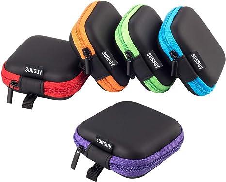 Amazon.com: SUNGUY - Funda de transporte para auriculares ...