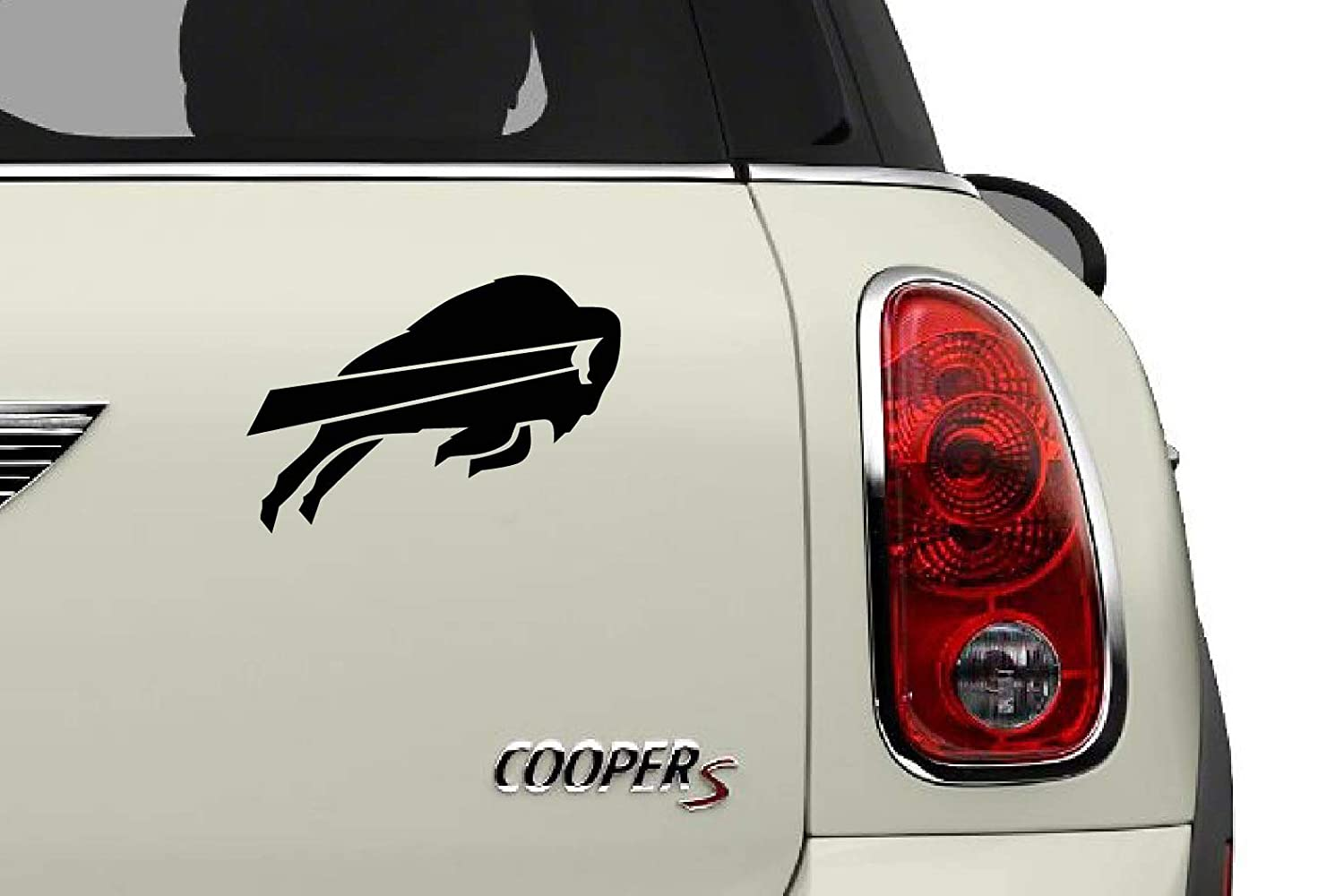 Sports Teams Decals Buffalo Bills Automotive Decal//Bumper Sticker