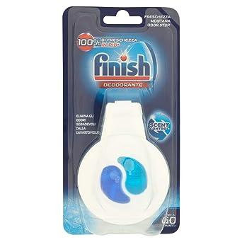 Finish - Ambientador para lavavajillas: Amazon.es: Industria ...